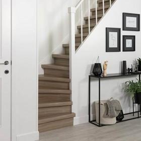 Profilé Escalier Ouvert