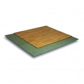 Sous-couche Acoufibre Fibre de bois 4 mm